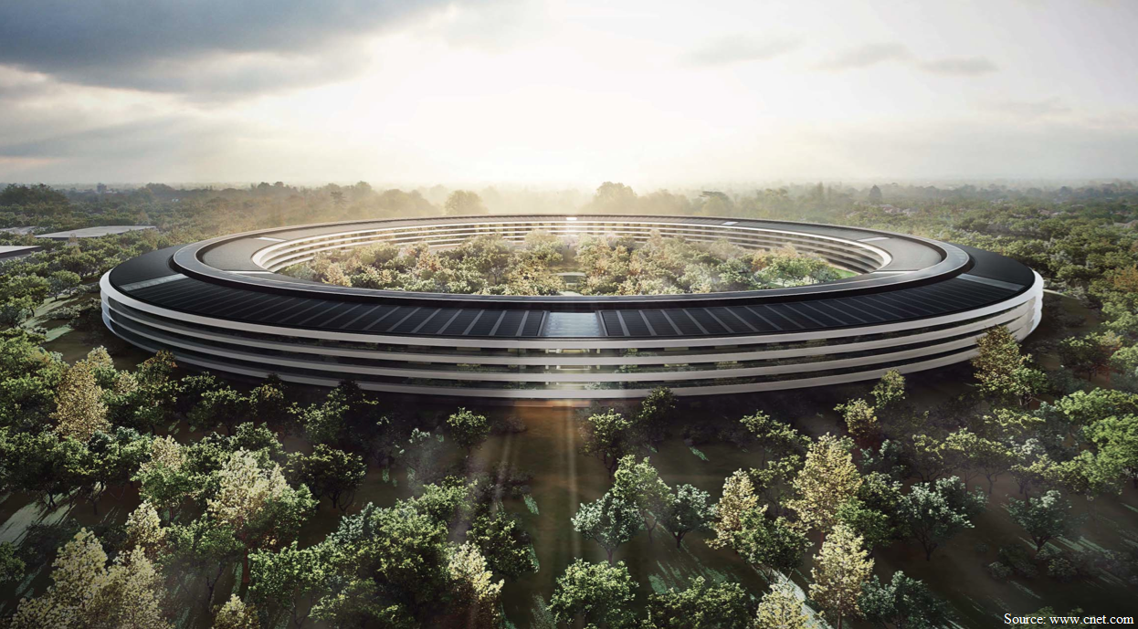 apple new building