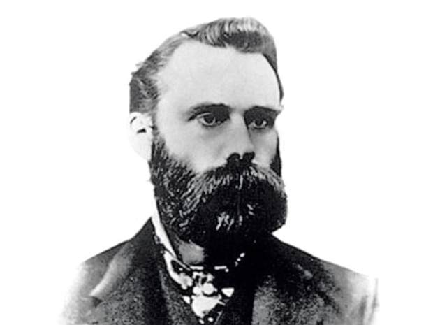 charles dow portrait