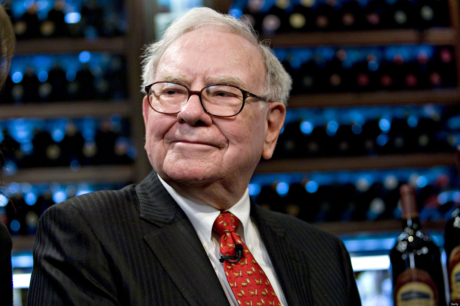 bitcoin bubble warren buffett