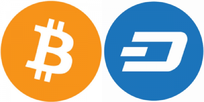 bitcoin and dash