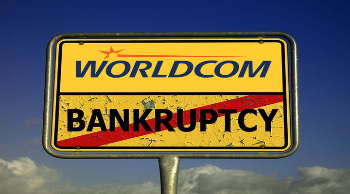 WorldCom - from Telecom Giant to Accounting Fraud