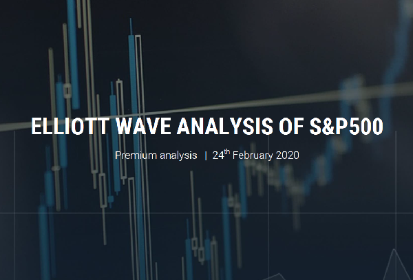 S&P 500 Elliott Wave analysis Giveaway